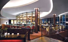 Modern Hospitality Hotel Interior Design of Fountainebleau Hotel Miami  Beach, Florida Restaurant