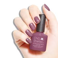 cnd sac married to the mauve nails