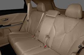 2016 toyota venza suv base 4dr front wheel drive interior back seats