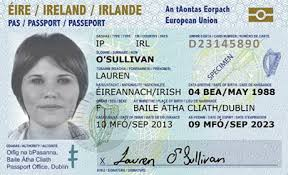 Dublin's Announced Fm104 Passport Changes For Applications