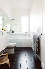 Do's Don'ts For Decorating With Black Tile Maria Killam The Mesmerizing Black Bathroom Tile Ideas