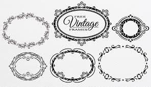Vintage frame design png Rustic Free Vintage Vector Frames Logobee Free Vintage Vector Frames Logo Design Blog Logobee
