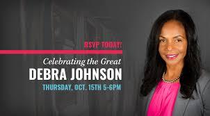 Celebrating Debra Johnson — Comto SoCal