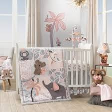 Calypso Jungle Animal Crib Bedding Set