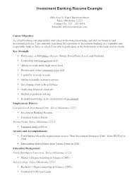 Banking Resume Example Private Banker Resume Sample Com Sample ...