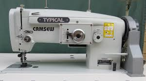 Industrial Zigzag Sewing Machine Walking Foot