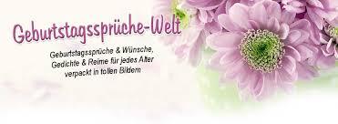 Geburtstagssprüche Welt Sprüche Wünsche Gedichte Reime Sowie
