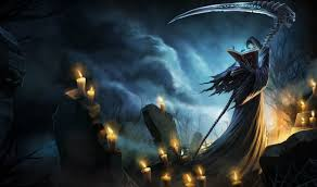 dark grim reaper wallpaper 1356x800 wallpoper 222607