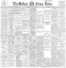 1800 Newspaper Template British Library Newspapers