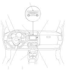 Audio unit without navigation eps control unitimoes unitnavigation unitheater control panelsrs uniteps motor relay wire colors pnk blu