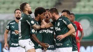 Palmeiras leva sufoco, mas vence o RB Bragantino com gol de Luiz Adriano -  Gazeta Esportiva