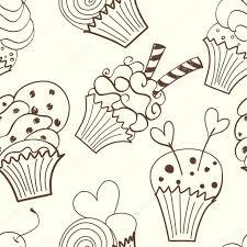 Cupcakes Stock Vector Tashanatasha 53048519
