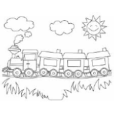 With these exciting free train coloring pages printable, you will open up new doors of exploration and imagination for your child. Top 26 Free Printable Train Coloring Pages Online