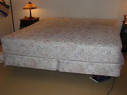 Bed Springs Used King Size Mattress And Box Springs Bed Furniture Decoration