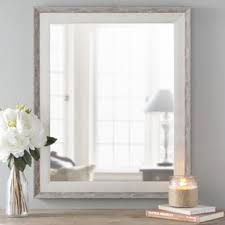 Elegant wall mirrors Modern Interior Design Shabby Elegance Wall Mirror Wayfair Elegant Mirrors Wayfair