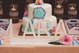 Dream Catcher Baby Shower Cake Kara's Party Ideas Dream Catching Baby Shower Kara's Party Ideas 32