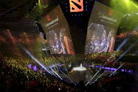 dota 2 ti6 how record esports prize money compares with the fa