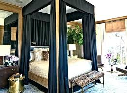 Related Post Romantic Canopy Beds Bed Drapes For Sale High Poster A ...