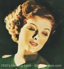 myrna loy 1930s makeup look