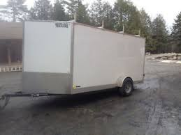 trailer buy or sell used or new cargo trailers in barrie 2016 becker sons trailers 7 x 14 v nose trailer