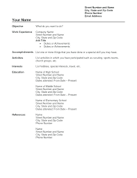 Resume Google Docs Resume Google Docs Resume Templates Resume ...
