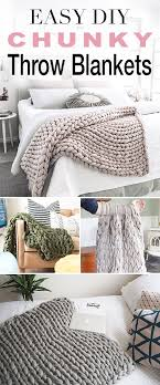 our first photo below is from made up style this blogger from the uk uses wool yarn in her blanket learn how to make an arm knit