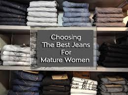 Best Jeans For Mature Women Bellatory