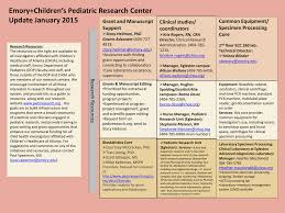 Choa Org My Chart Powerpoint Emory Children S Pediatric Research Center
