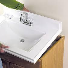 installing bathroom vanity. installing a bathroom vanity sink how to install new tops r