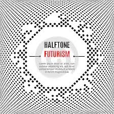 halftone dot design technology frame background abstract white vector futuristic style template graphic minimalist cover page 70240101 halftone dot design technology frame background abstract vector on science abstract template