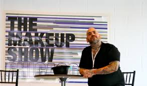 james vincent at the debut of the makeup show chicago in 2016 photo source