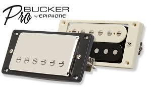 take the epiphone probucker challenge