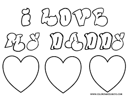 Small Picture Fathers Day Coloring Pages For Toddlers Coloring Pages