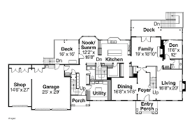 bungalow house plans with suite best of colonial apartment unique modern home separate inlaw suites