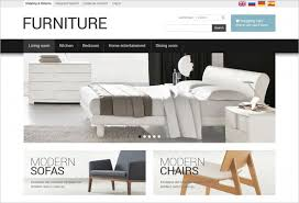 Furniture OsCommerce Templates Themes Free Premium - Modern furniture  websites