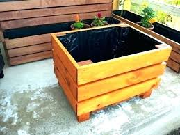 how to build a large wooden box post