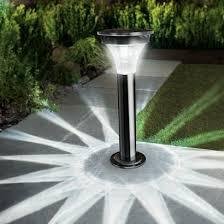 Led Garden Lights Solar  Home Outdoor DecorationSolar Garden Post Lights