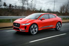 2018 jaguar f pace interior.  2018 jaguar i pace concept front side in motion 03 16 with 2018 jaguar f pace interior