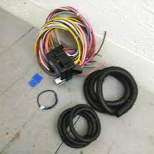 1931 1938 chevrolet 8 circuit wire harness fits painless fuse image is loading 1931 1938 chevrolet 8 circuit wire harness fits