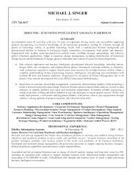 Business Intelligence Sample Resume Business Intelligence Specialist Sample Resume Shalomhouseus 5