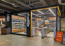 Amazon Go Store Design Amazon Go Tests Compact Design Ahead Of Possible Expansion