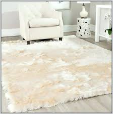 white sheepskin rug ikea rug designs with white fur rug ikea