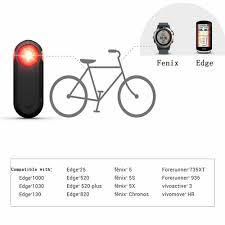 Garmin Bicycle Lights For Garmin Varia Rtl510 Bicycle Rearview Radar Taillights