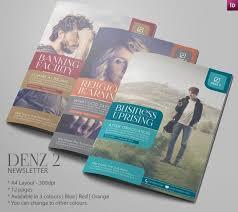 Modern Newsetter Resume Templates Business Newsletter Ideas Modern Design By Innovative