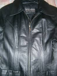 chaqueta de cuero wilsons leather chaqueta chaquetadecuero cuero leather wilsons