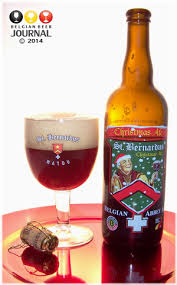 BREWVIEW ON ST. BERNARDUS CHRISTMAS ALE – BELGIAN BEER JOURNAL