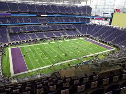 Us Bank Stadium View From Section 316 Vivid Seats