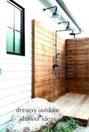outdoor shower enclosure ideas outdoor shower enclosure ideas shower dreamy outdoor shower ideas outdoor shower outdoor