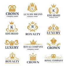 Logo With Crown King Vectors Photos And Psd Files Free Download