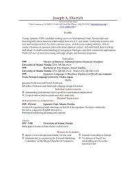 ... Resume Summary Examples Entry Level 17 Templates Ex ...